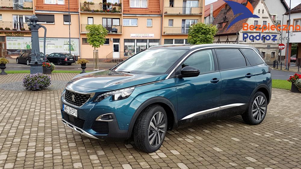Peugeot 5008 HDi 120KM