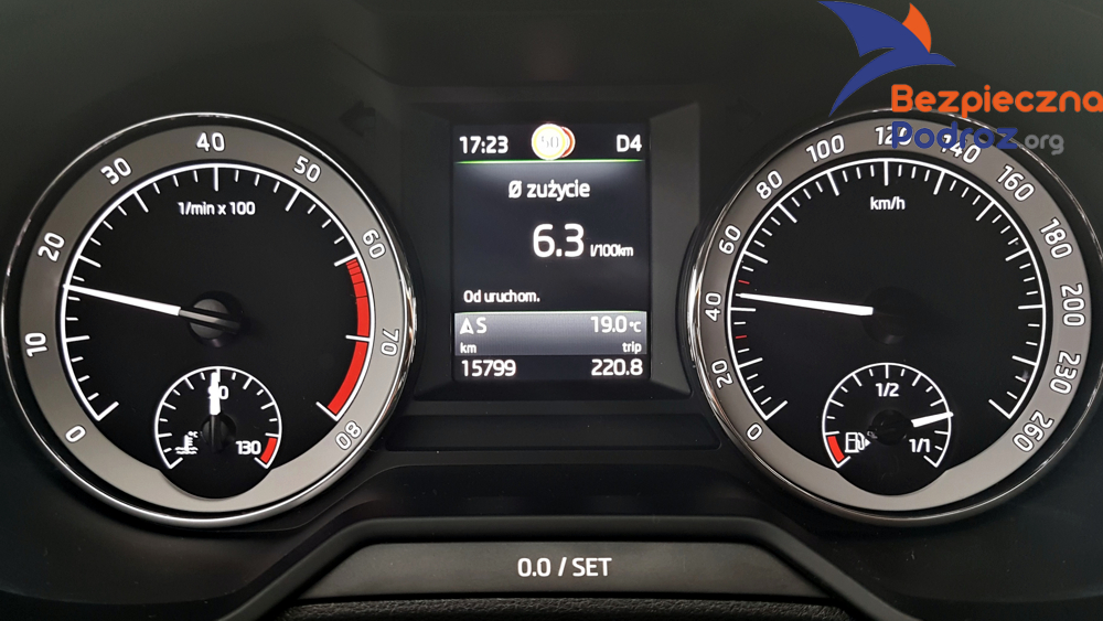 Skoda Octavia TSI DSG 150KM