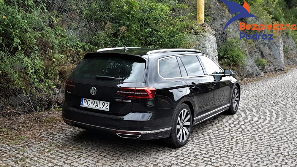VW Passat Variant 4motion TDI 240KM
