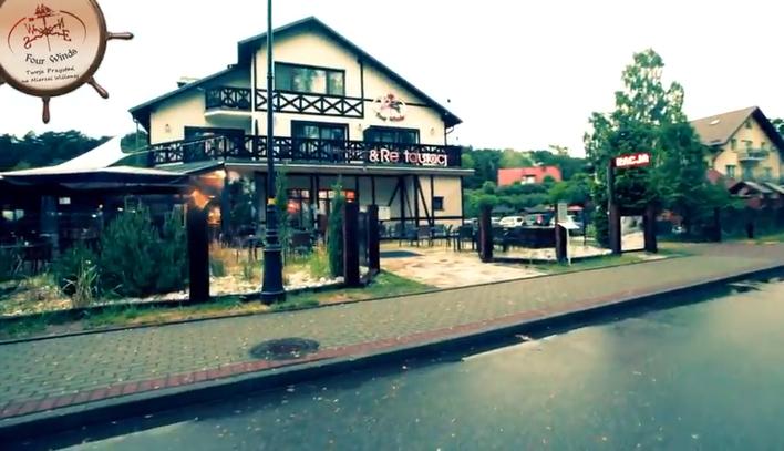 Polska na weekend Krynica Morska - baza wypadowa FourWinds Hotel