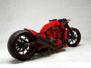 Tuning motocykla