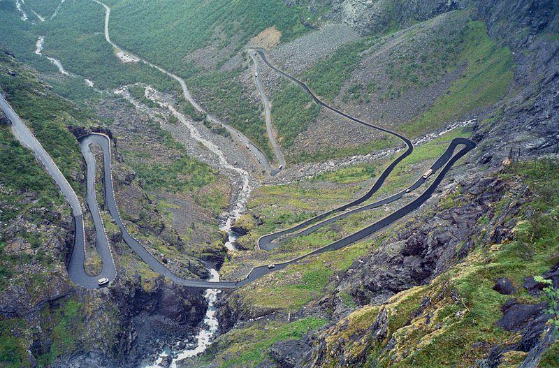 Pięć najniebezpieczniejszych dróg na świecie