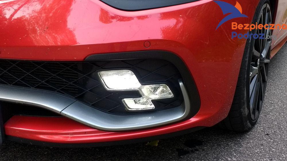 Renault Clio RS 220 Trophy EDC dusprzęgłowe 6 biegów