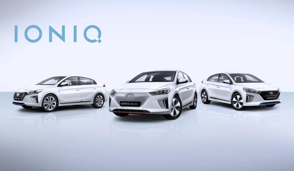 hyundai ioniq został pojazdem ekologicznym roku