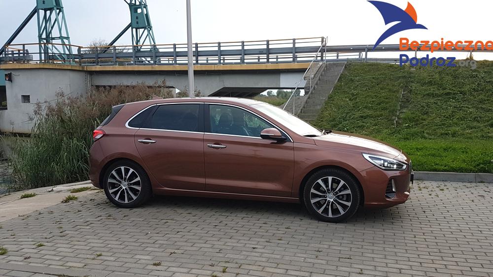 Hyundai i30 CRDi 136KM manual most