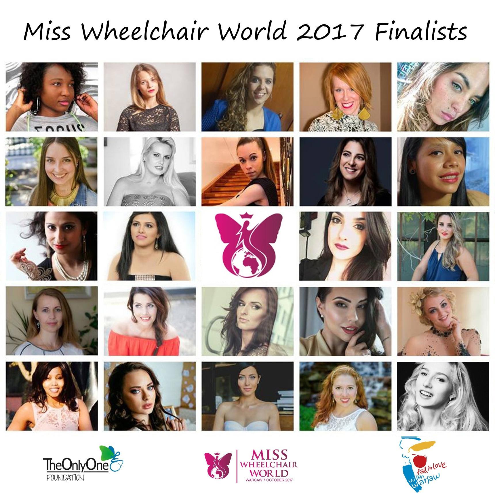 Miss Wheelchair World 2017