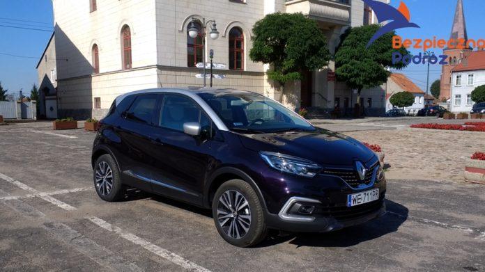 Renault Captur TCe EDC 120 idealny do miasta