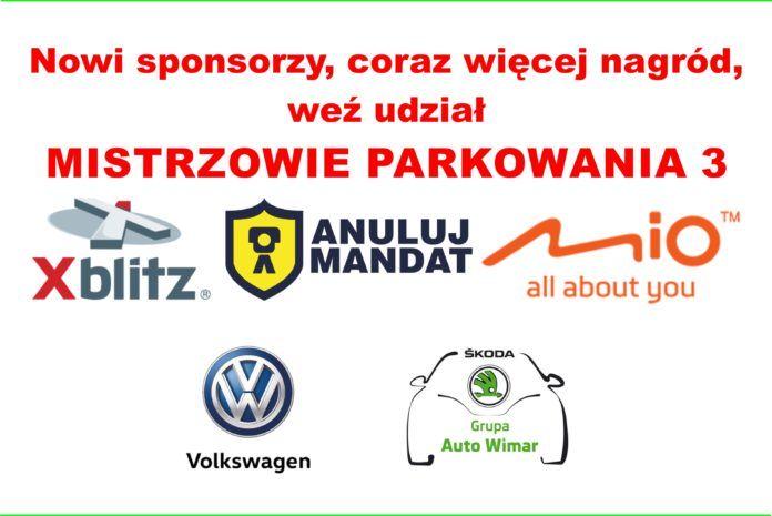 Mistrzowie Parkowania 3 konkurs fotograficzny z cennymi nagrodami !!!