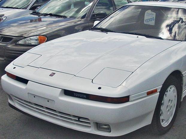 Toyota Supra Mk III