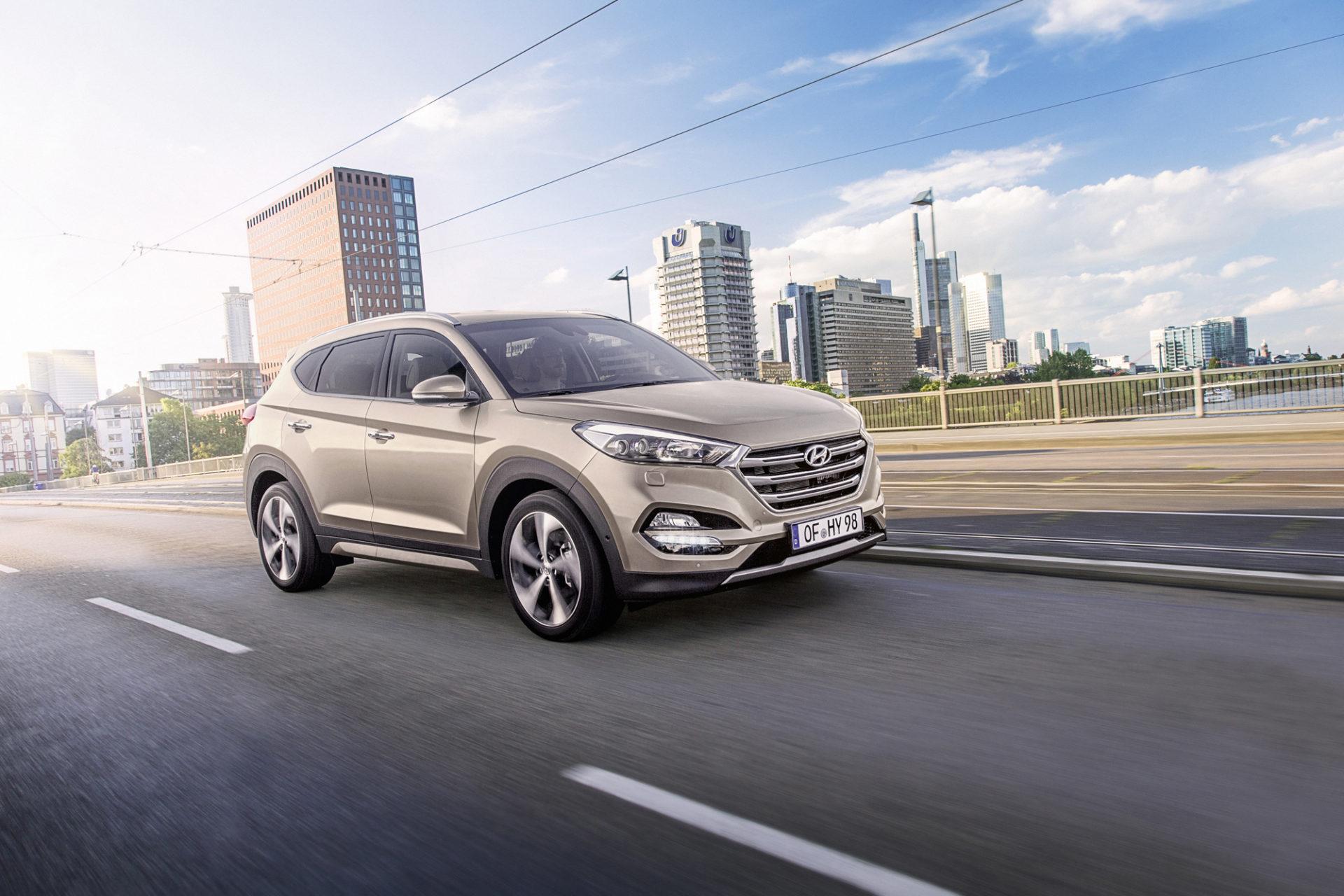 Oferta wyprzedażowa w salonach marki Hyundai