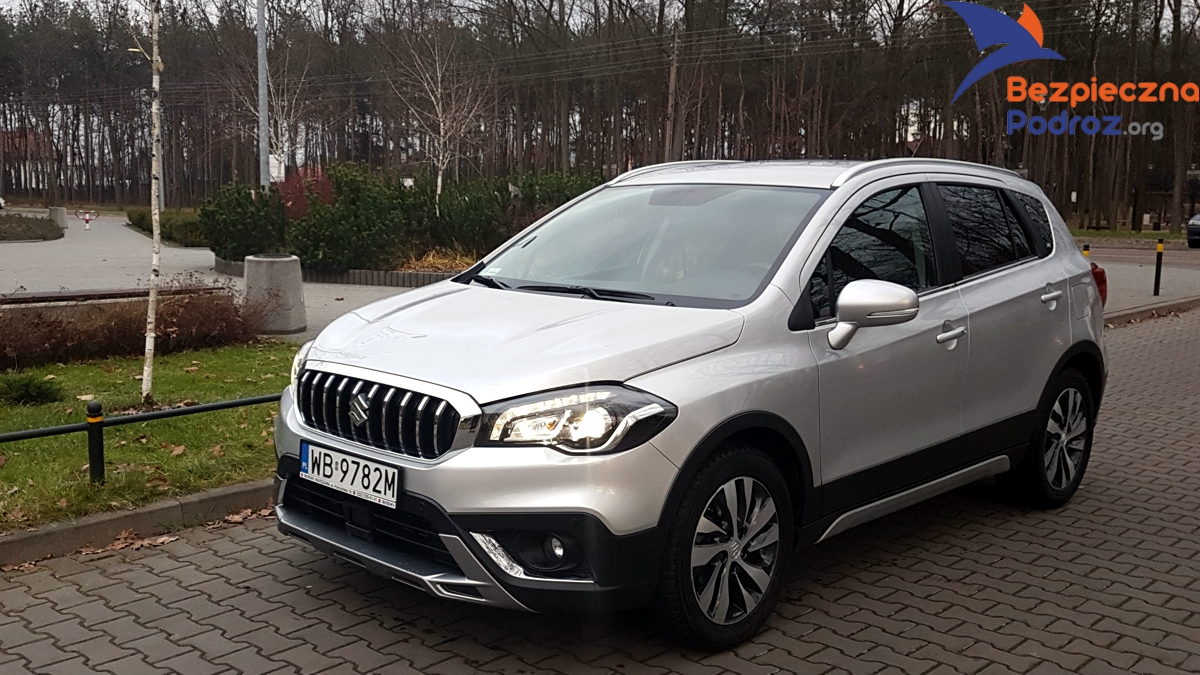 Suzuki SX4 S-Cross Boosterjet 4wd 6at