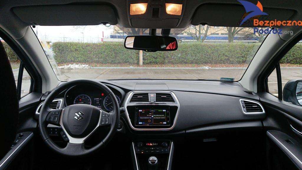 Suzuki SX4 S-Cross Boosterjet 4wd 6at