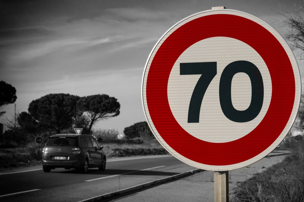 kontrola prędkości
