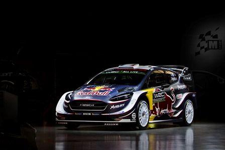 Fordpartnerem M-Sport