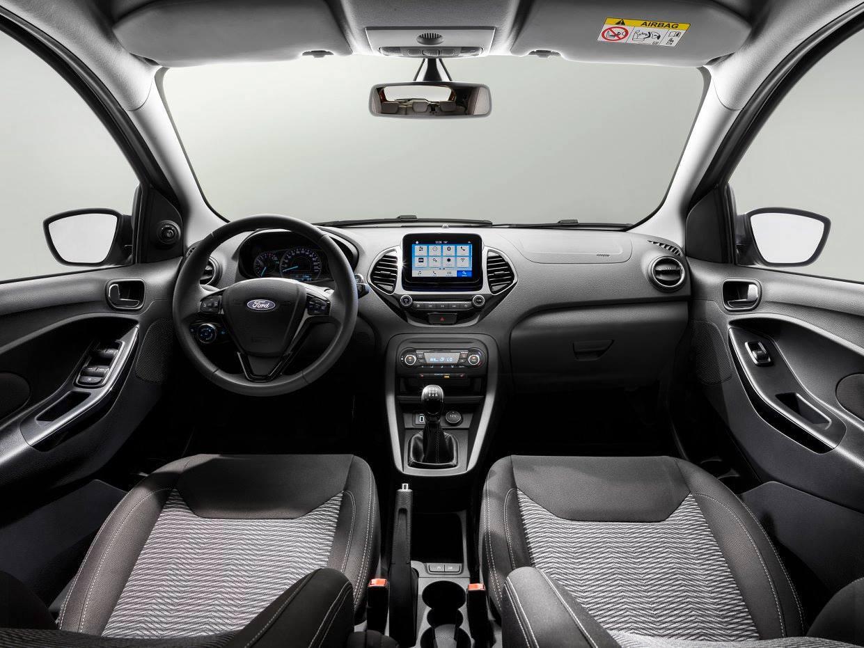 Premiera nowego Forda KA+ i KA+ Active