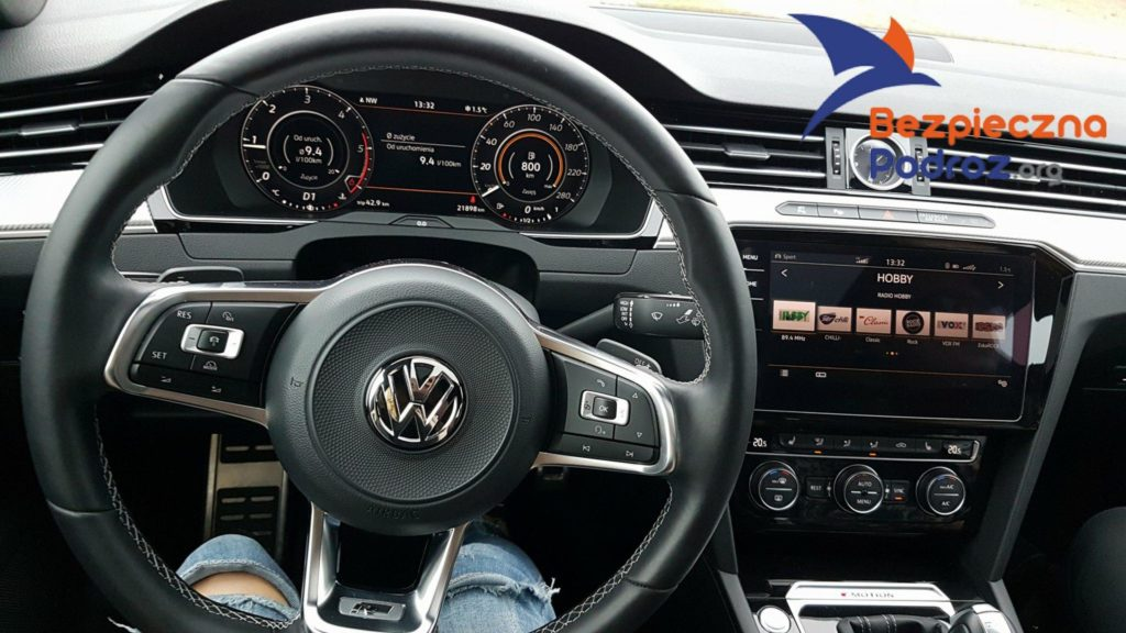 VW Arteon TDI SG7 240KM R Line
