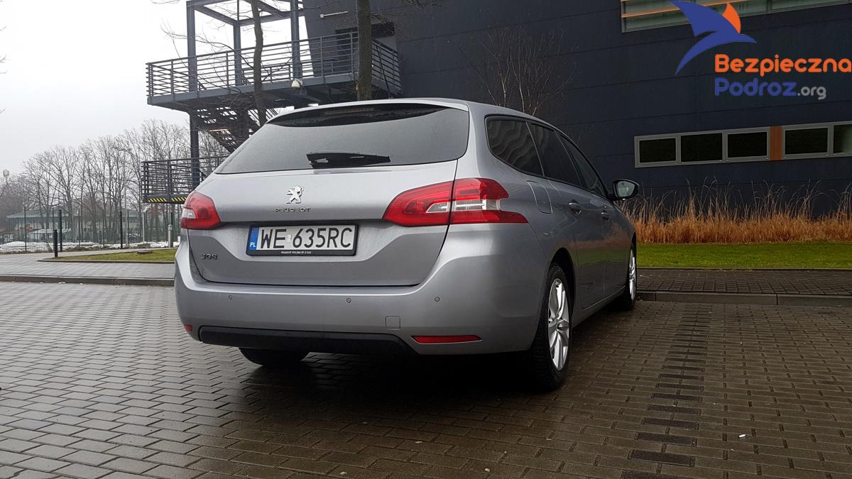 Bezpieczny Zakup Peugeot 308 SW HDI 120KM