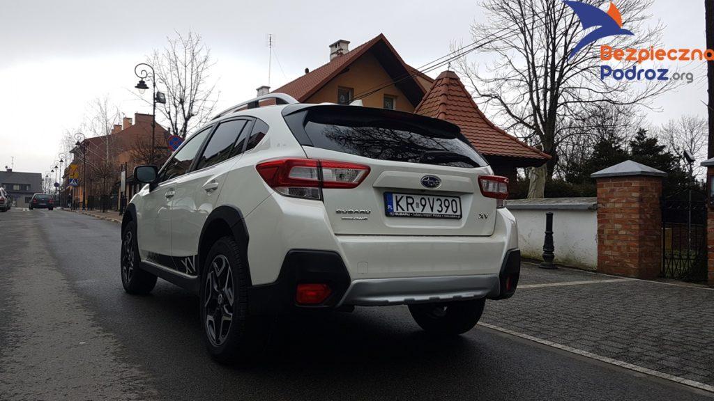 Subaru XV Boxer Lineartronic benzyna