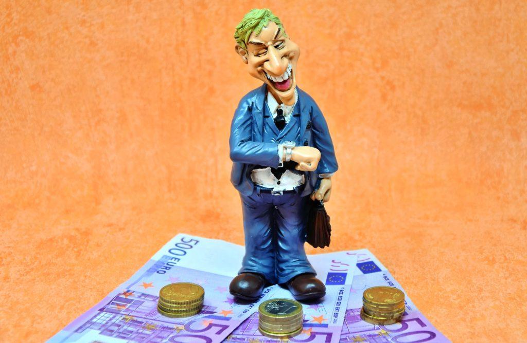 Anuluj Dług sztuka manipulacji