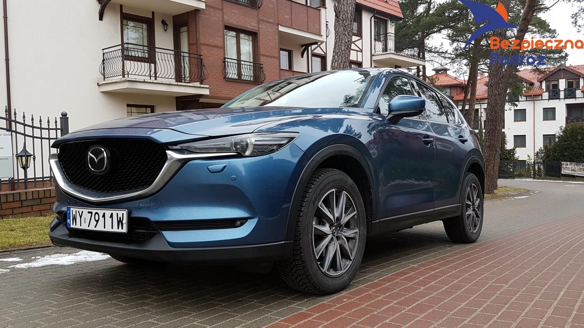 Mazda CX-5 Skyactiv-G AWD
