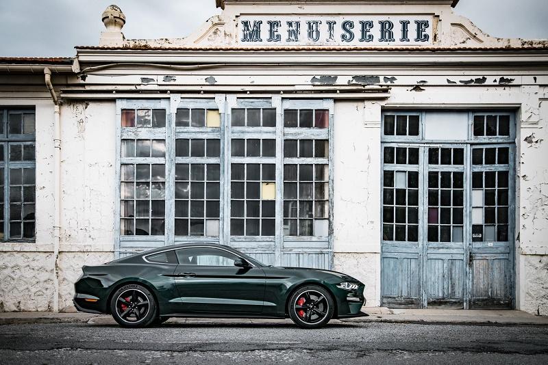 Mustanga Bullitt