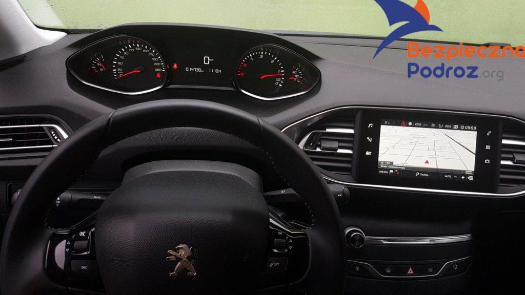 Peugeot 308 SW HDI 120KM - Babskim Okiem