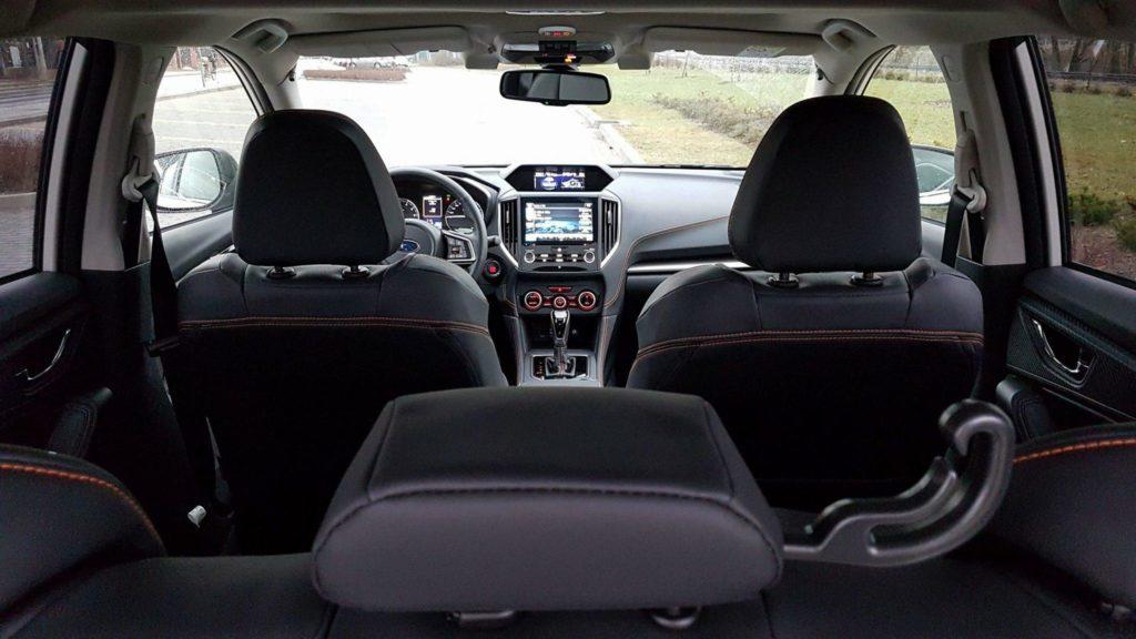 Subaru XV Boxer Lineartronic - Babskim Okiem