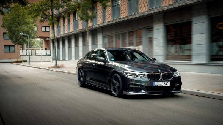 BMW serii 5 w wersji AC Schnitzer