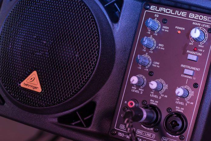 Strojenie głośników