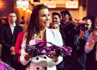 Prezentacja samochodu Karoliny Pilarczyk