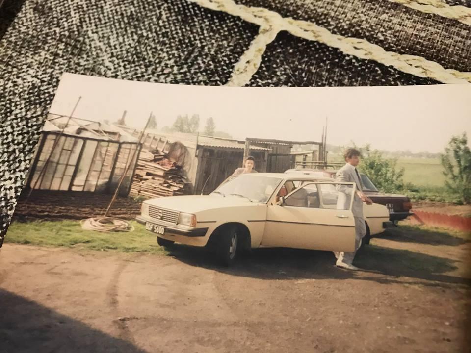 Opel Ascona B - egzemplarz rodziców Maćka