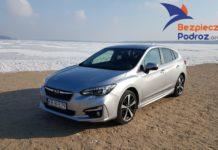 Subaru Impreza Boxer Lineartronic 156KM - Babskim Okiem