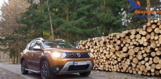 Dacia Duster dCi 110KM 4x4
