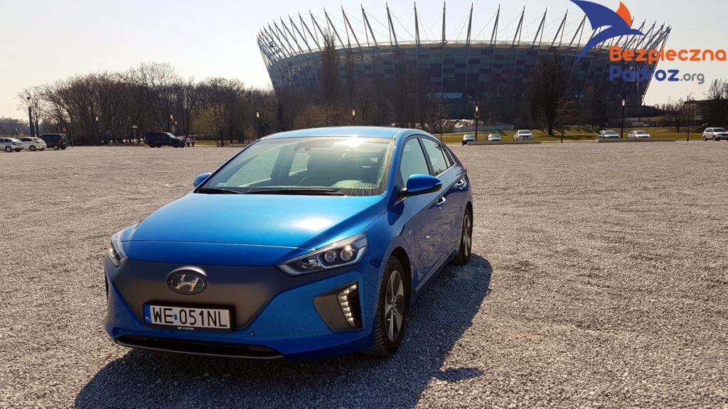 Hyundai Ioniq Electric - elektryczny Hyundai