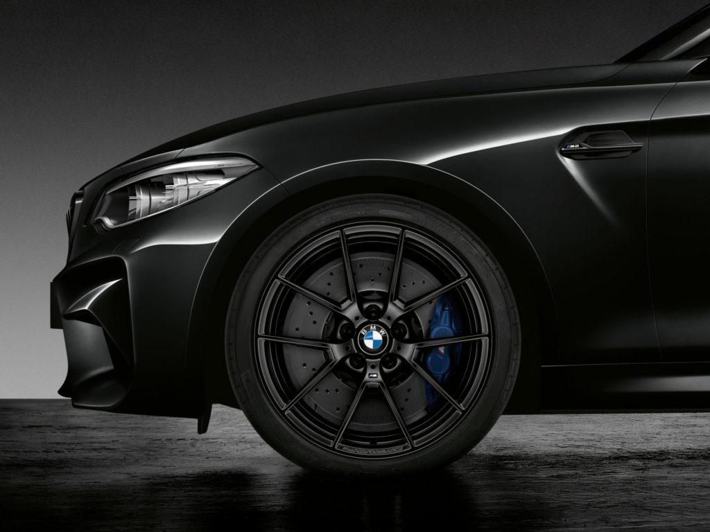 BMW M2 Coupe Edycja Black Shadow