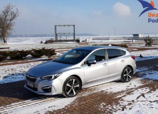 Subaru Impreza Boxer Lineartronic
