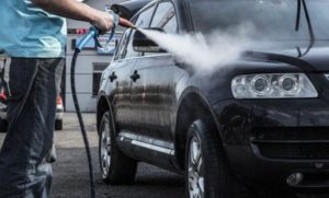 detailingowe mycie auta