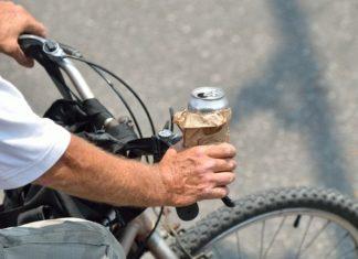 pijany na rowerze 2