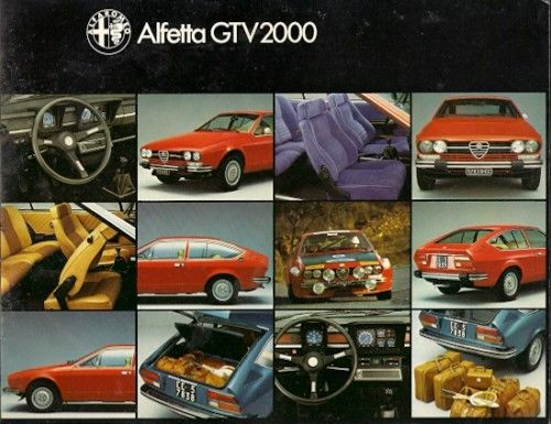 Alfa Romeo Alfetta GTV2000