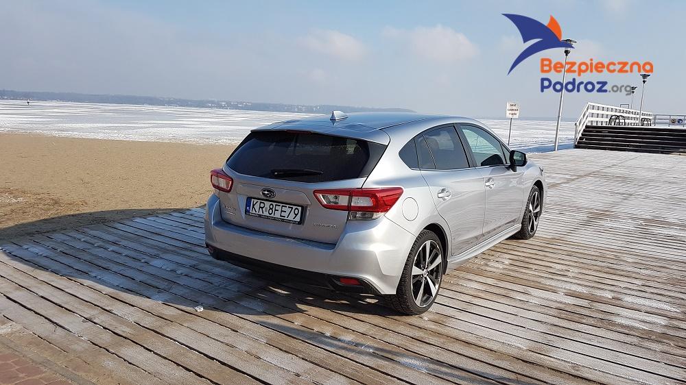Bezpieczny Zakup Subaru Impreza Boxer Lineatronic 156KM