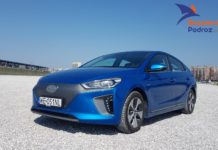 Hyundai Ioniq Electric - Babskim Okiem