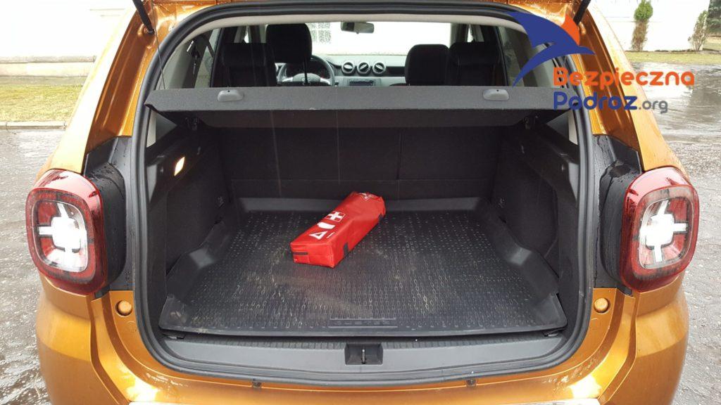 Dacia Duster dCi 110KM 4×4