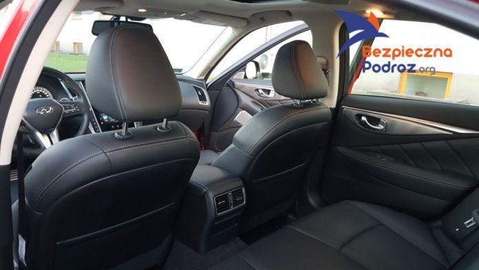 Infiniti Q50S AWD HYBRID DCT - Babskim Okiem