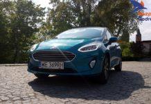 Ford Fiesta EcoBoost 125KM Titanium