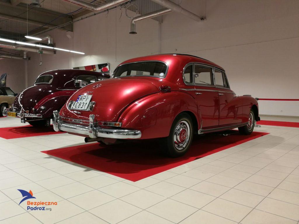Oldtimer Warsaw Show - targi pojazdów zabytkowych