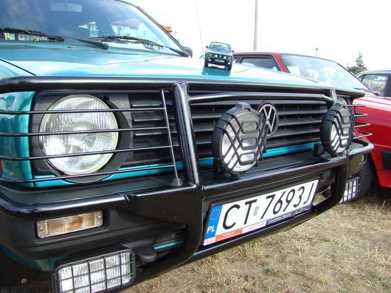 Volkswagen Golf Country - egzemplarz Wojtka