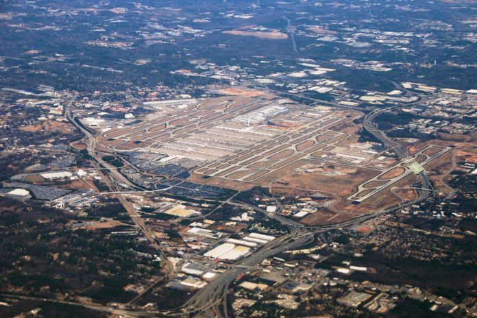 CPK Centralny Port Komunikacyjny ATL Atlanta