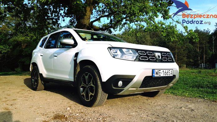 Dacia Duster dCi 110KM 4WD manual oraz 2WD Automat