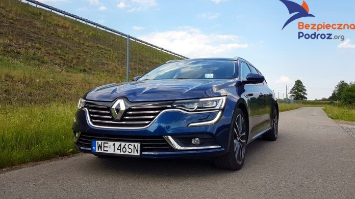 Renault Talisman TCe 7EDC 4control