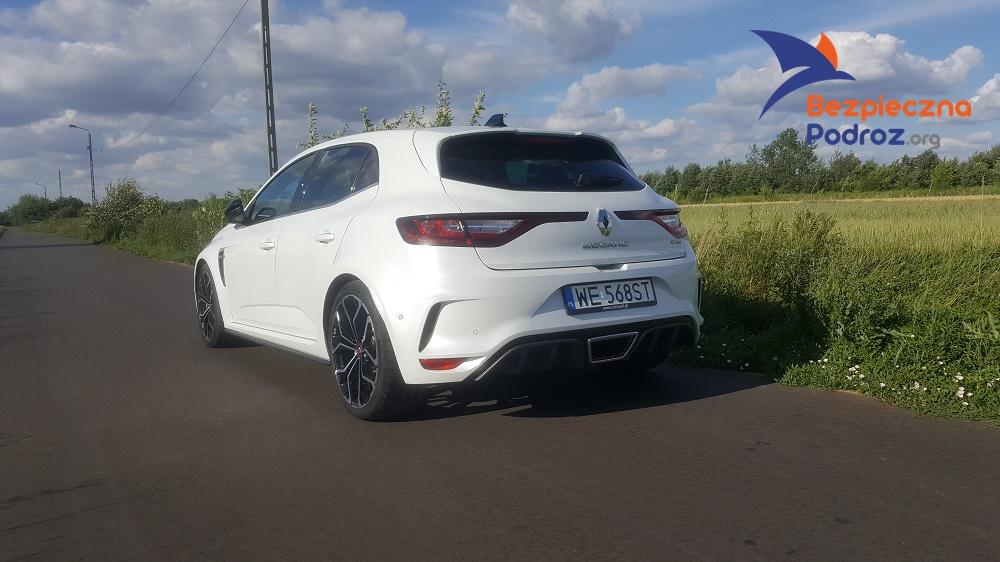 Bezpieczny Zakup Renault Megane RS 280KM 4control